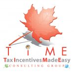 Tax incentives made easy (TiME) Consulting Group Inc.